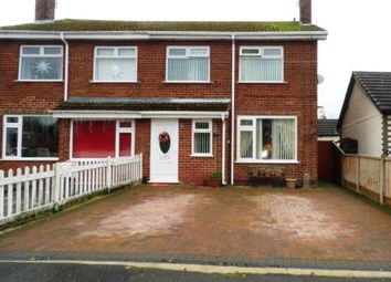 Thumbnail 3 bed semi-detached house for sale in Oakfield Road, Blacon, Cheshire