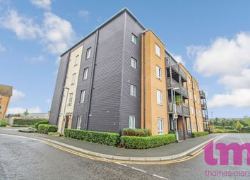 Thumbnail 1 bed flat for sale in Schoolfield Road, Grays
