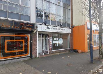 Thumbnail Restaurant/cafe to let in Mansel Street, Swansea