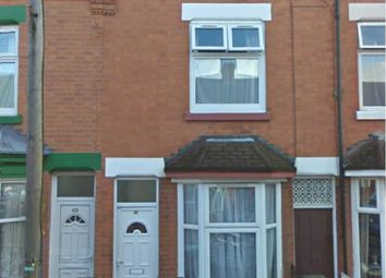 Thumbnail 3 bed terraced house to rent in St Michaels Avenue, Leicester
