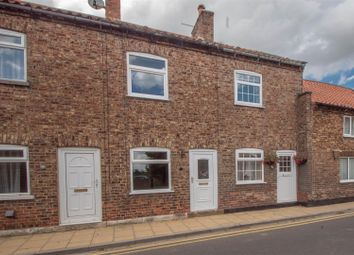 Thumbnail 2 bed cottage to rent in Sherburn Street, Cawood, Selby