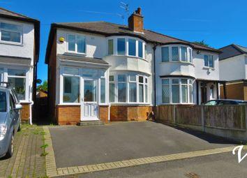 Baldwins Lane, Hall Green, Birmingham B28. 3 bed semi-detached house