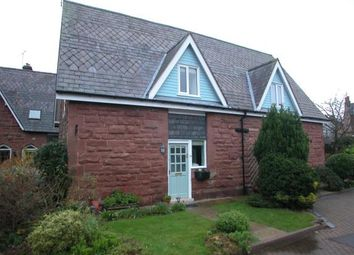 Thumbnail 2 bed semi-detached house for sale in Scholars Court, Cross Street, Neston, Cheshire