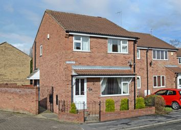 Thumbnail 3 bedroom terraced house for sale in Sturdee Grove, York