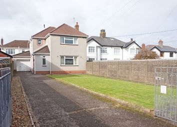Thumbnail 3 bed detached house for sale in Britway Road, Dinas Powys