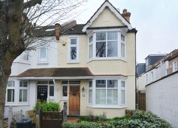 Thumbnail 4 bedroom terraced house for sale in Priory Gardens, Barnes