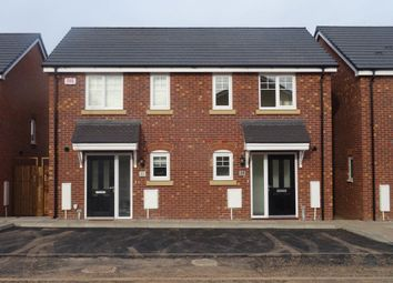 Thumbnail 2 bedroom semi-detached house to rent in Broome Way, Galley Common, Nuneaton
