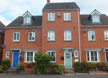 Thumbnail 5 bed town house for sale in The Parks, Trentham Lakes, Stoke-On-Trent