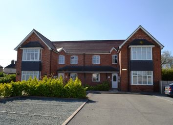 Thumbnail 2 bedroom flat for sale in Alexandra Road, Market Drayton