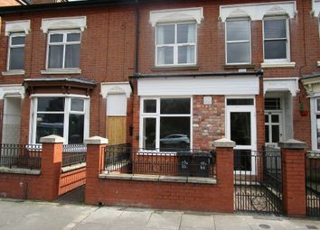 Thumbnail 1 bedroom flat to rent in Fosse Road North (Ground), Leicester, Leicestershire