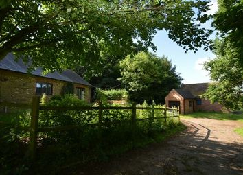 Thumbnail 2 bedroom detached bungalow for sale in Pitsford Road, Chapel Brampton, Northampton