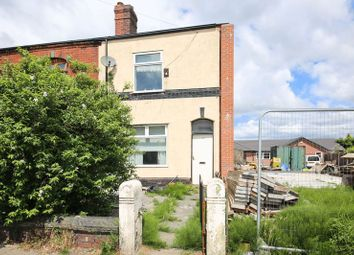 Thumbnail 2 bed terraced house for sale in Downall Green Road, Ashton In Makerfiled, Wigan
