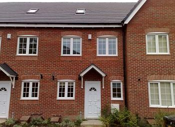 Thumbnail 3 bedroom terraced house to rent in Ashbank Place, Pyms Lane, Crewe, Cheshire