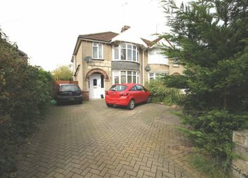 Thumbnail 3 bedroom semi-detached house for sale in Vicarage Road, Swindon