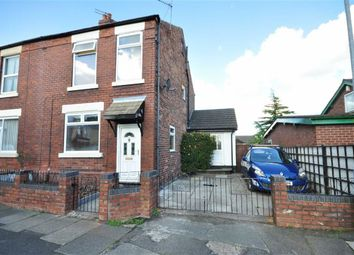 Thumbnail 2 bed semi-detached house for sale in Whittles Avenue, Denton, Greater Manchester