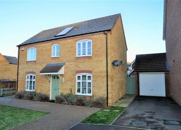 Thumbnail 4 bed detached house for sale in The Farrows, Maidstone