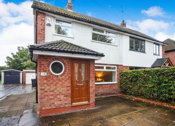 Thumbnail 3 bed semi-detached house to rent in Belmont Avenue, Sandbach