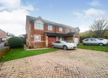 3 bed end terrace house for sale in Paddons Coombe, Kingsteignton, Newton Abbot, Devon TQ12