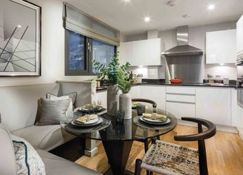 Thumbnail 1 bed flat for sale in Larkwood Avenue, London