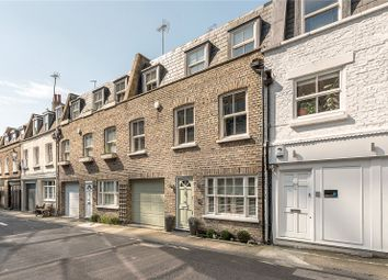 Thumbnail 3 bed mews house for sale in Eastbourne Mews, Bayswater, London
