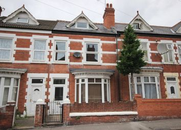 Thumbnail 4 bed terraced house to rent in St. Vincent Road, Doncaster
