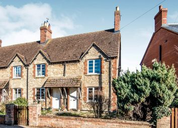 Thumbnail 2 bedroom cottage to rent in Bridge End, Carlton, Bedfordshire
