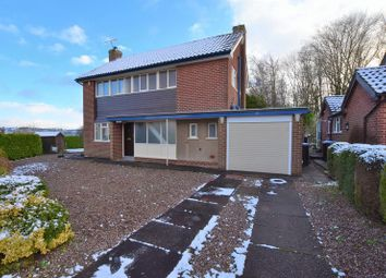 Thumbnail 3 bedroom detached house for sale in Hillswood Drive, Endon, Stoke-On-Trent
