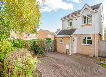 Thumbnail 3 bed detached house for sale in Marlowe Road, Larkfield