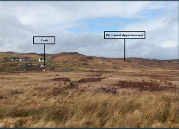Thumbnail Land for sale in Drumfearn, Sleat, Isle Of Skye