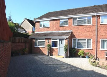 Thumbnail 4 bed semi-detached house for sale in Washbrook View, Ottery St. Mary
