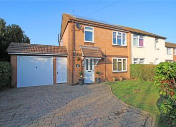 Rectory Lane, Byfleet, Surrey KT14. 3 bed semi-detached house for sale