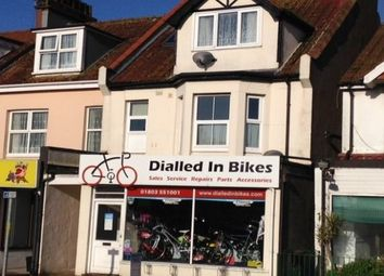 Thumbnail 1 bed flat to rent in 249A Torquay Road, Paignton