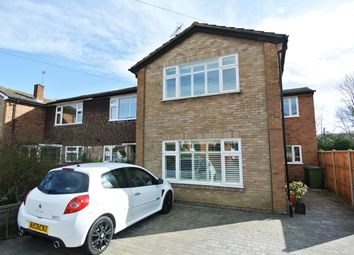 Thumbnail 3 bed end terrace house for sale in Leacroft, Staines