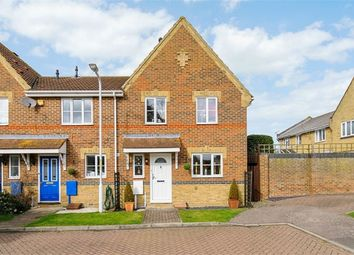 Thumbnail 3 bed end terrace house for sale in Moyes Close, Cliffsend, Ramsgate