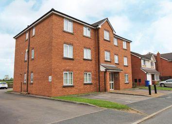 Thumbnail 2 bed flat for sale in Rushton Close, Burtonwood, Warrington