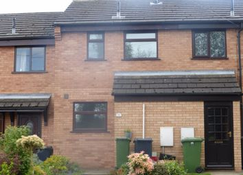 Thumbnail 2 bed town house to rent in Buckfast Close, Swanwick, Alfreton