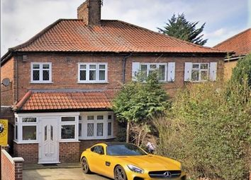 Thumbnail 3 bedroom semi-detached house for sale in Jersey Road, Osterley