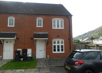 Thumbnail 3 bedroom semi-detached house to rent in Ffordd Y Glowyr, Godrergraig, Swansea