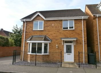 Thumbnail 4 bedroom detached house for sale in Hempsted Road, Hampton Vale, Peterborough