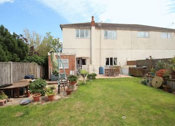 Thumbnail 3 bed semi-detached house for sale in The Hills, Reedham, Norwich