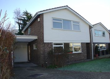 Thumbnail 4 bed detached house to rent in Queens Road, Warsash, Southampton