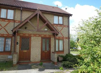 Thumbnail 2 bedroom end terrace house to rent in Studley Knapp, Walnut Tree, Milton Keynes