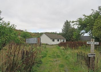 Thumbnail 3 bed detached bungalow for sale in Calgary, Ardvasar, Isle Of Skye