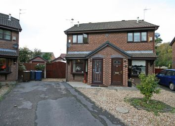Thumbnail 2 bed semi-detached house for sale in White Moss Road, Skelmersdale