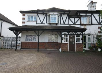 Thumbnail 4 bed flat to rent in Tudor Gardens, London