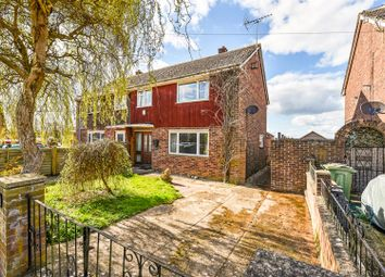 Duncans Close, Fyfield, Andover SP11. 3 bed semi-detached house for sale