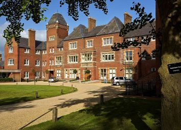 Thumbnail 2 bed flat for sale in Hermitage Court, Cholsey, Wallingford