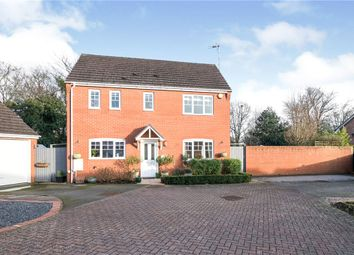 Thumbnail 3 bed detached house for sale in Balmoral Way, Yardley Wood, Birmingham