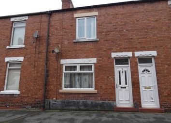 Thumbnail 2 bed terraced house for sale in Tivoli Place, Bishop Auckland