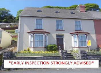 Thumbnail 6 bed semi-detached house for sale in The Lynch, Quay Road, Goodwick, Pembrokeshire